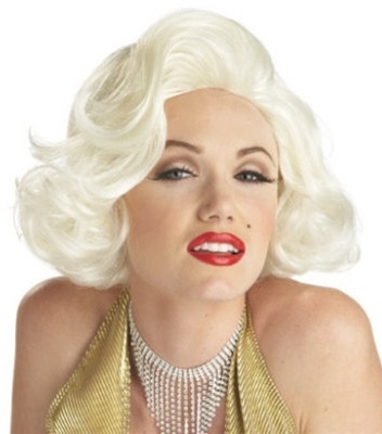 Marilyn Monroe Costume Wigs for Halloween