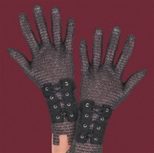 Medieval Chainmail Gloves