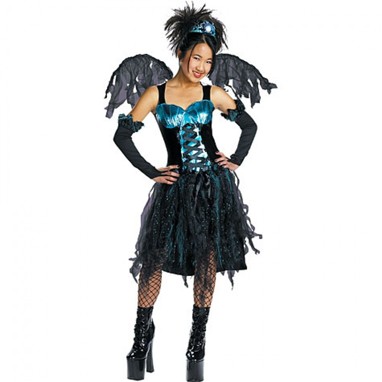 Teen Aqua Fairy Costume