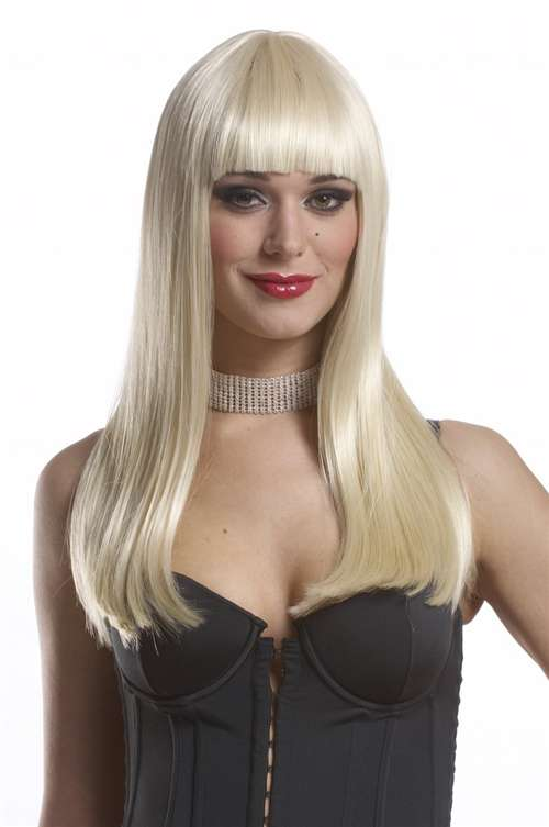 Long Blonde Mistress Wig