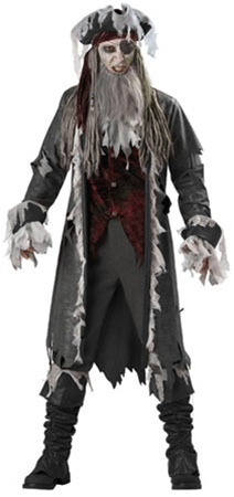 Deluxe Pirate Ghost Costume
