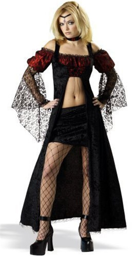 Deluxe Gothic Princess Costume