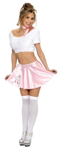 sc 1 st  SpookShop : girl poodle skirt costume  - Germanpascual.Com