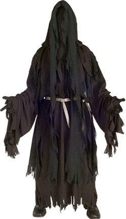Lord Of The Rings Deluxe Ringwraith Costume