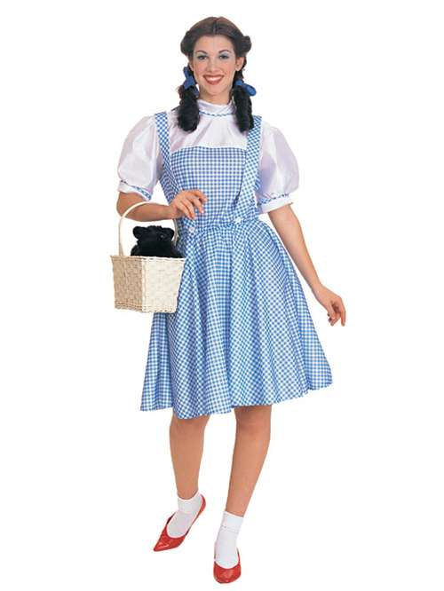 Wizard of Oz - Dorothy Costume