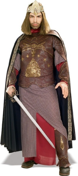 King Aragorn Costume