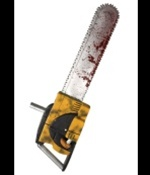 Leatherface Texas Chainsaw Prop