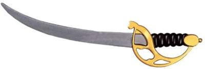 Deluxe Pirate Costume Sword