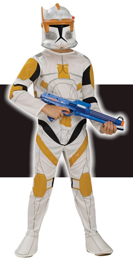 Clonetrooper Child Costume - Commander Cody